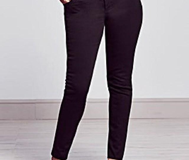 Shape Sculpt Straight Leg Jeans Long