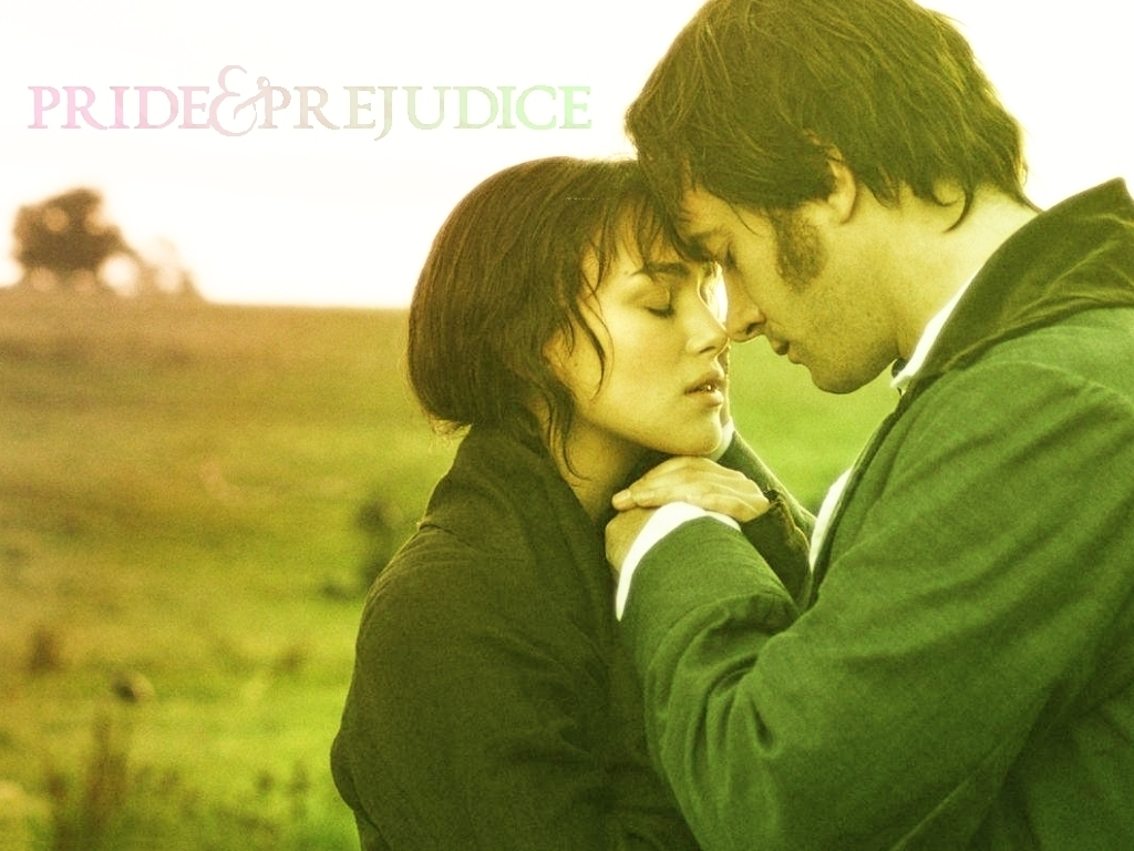 In the movie Pride and Prejudice how did Elizabeth impact the story?