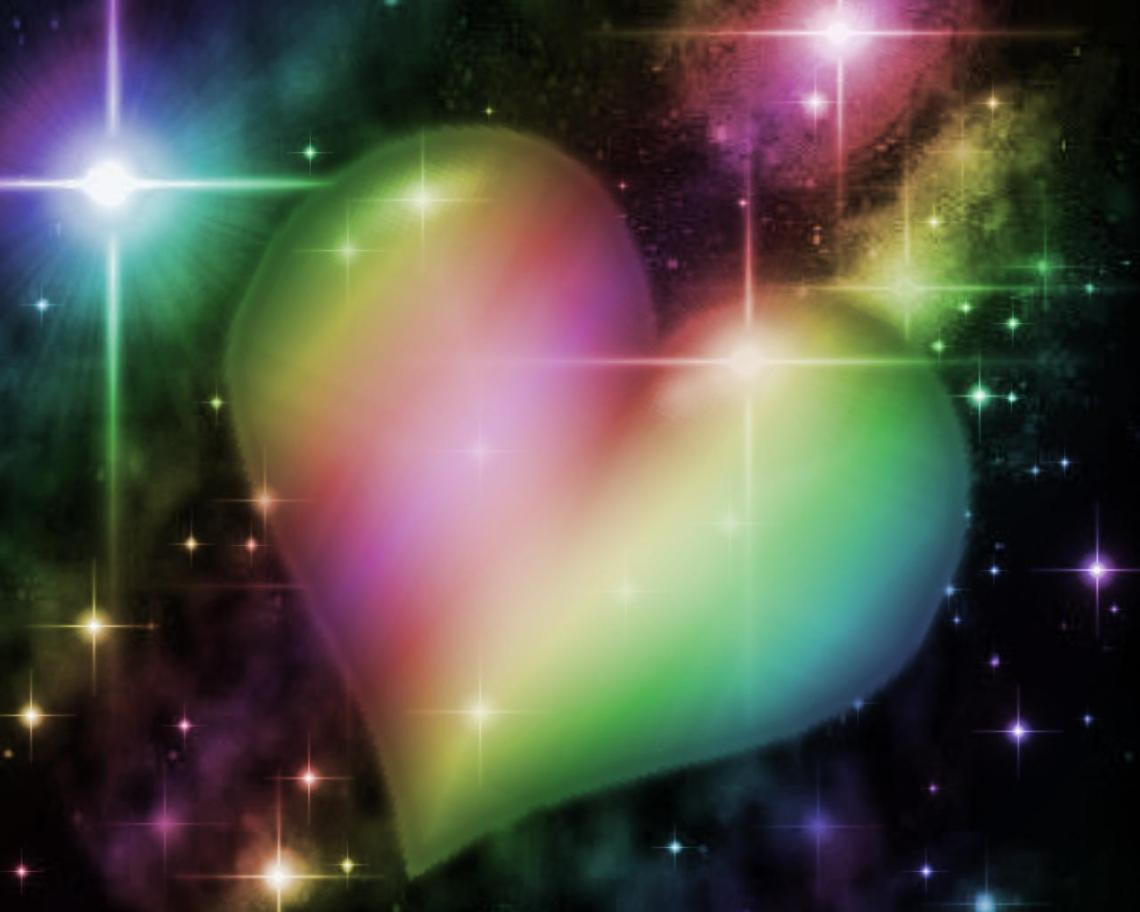 Rainbow heart x love 10283778 1280 1024 Iphone Wallpaper Flowers
