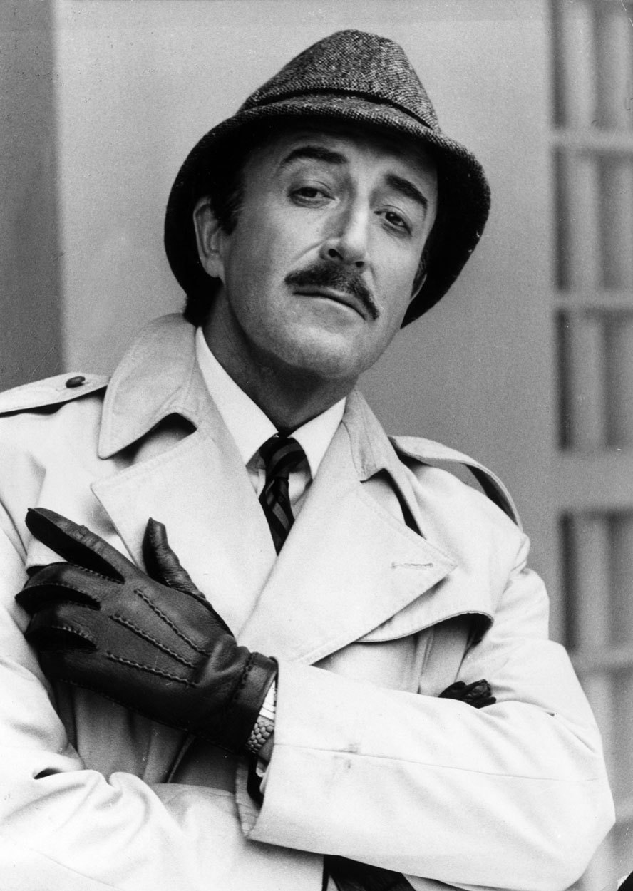 Image result for peter sellers pink panther pictures