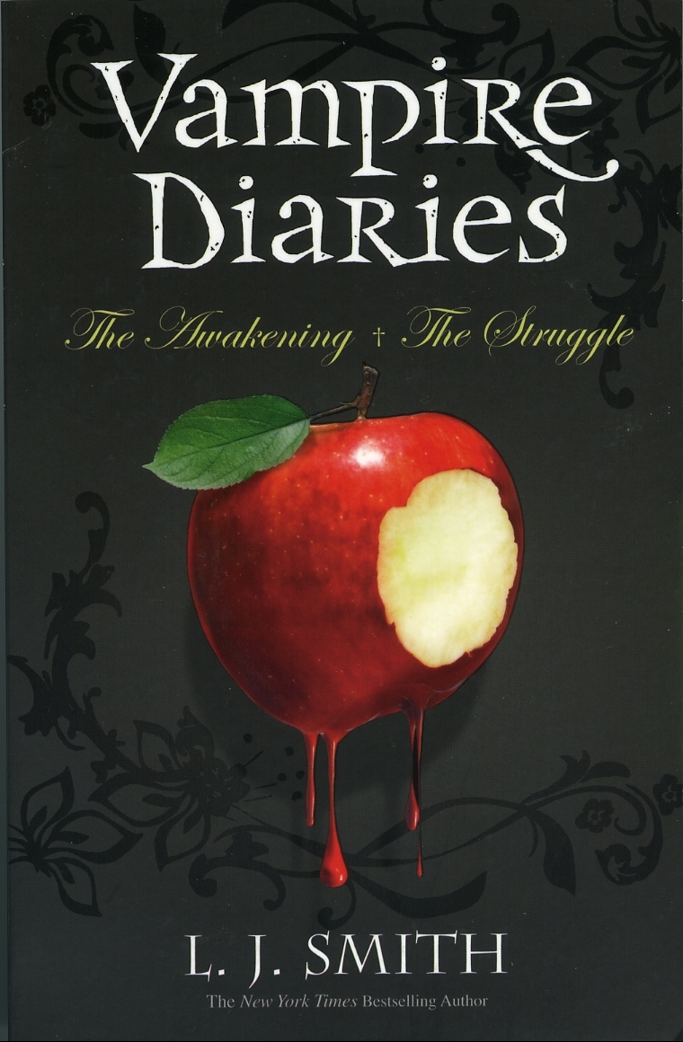 apple book - Vampire Diaries Books Photo (10470400) - Fanpop