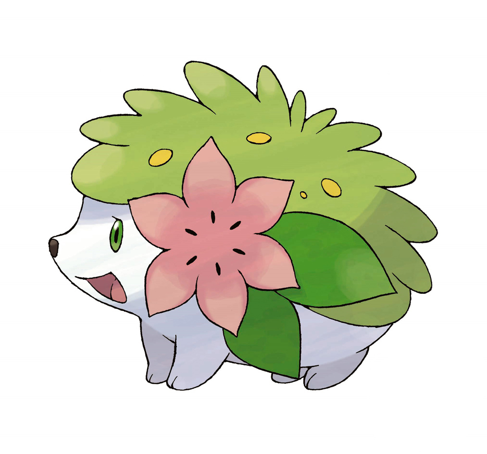 shaymin images shaymin hd wallpaper and background photos 11079115