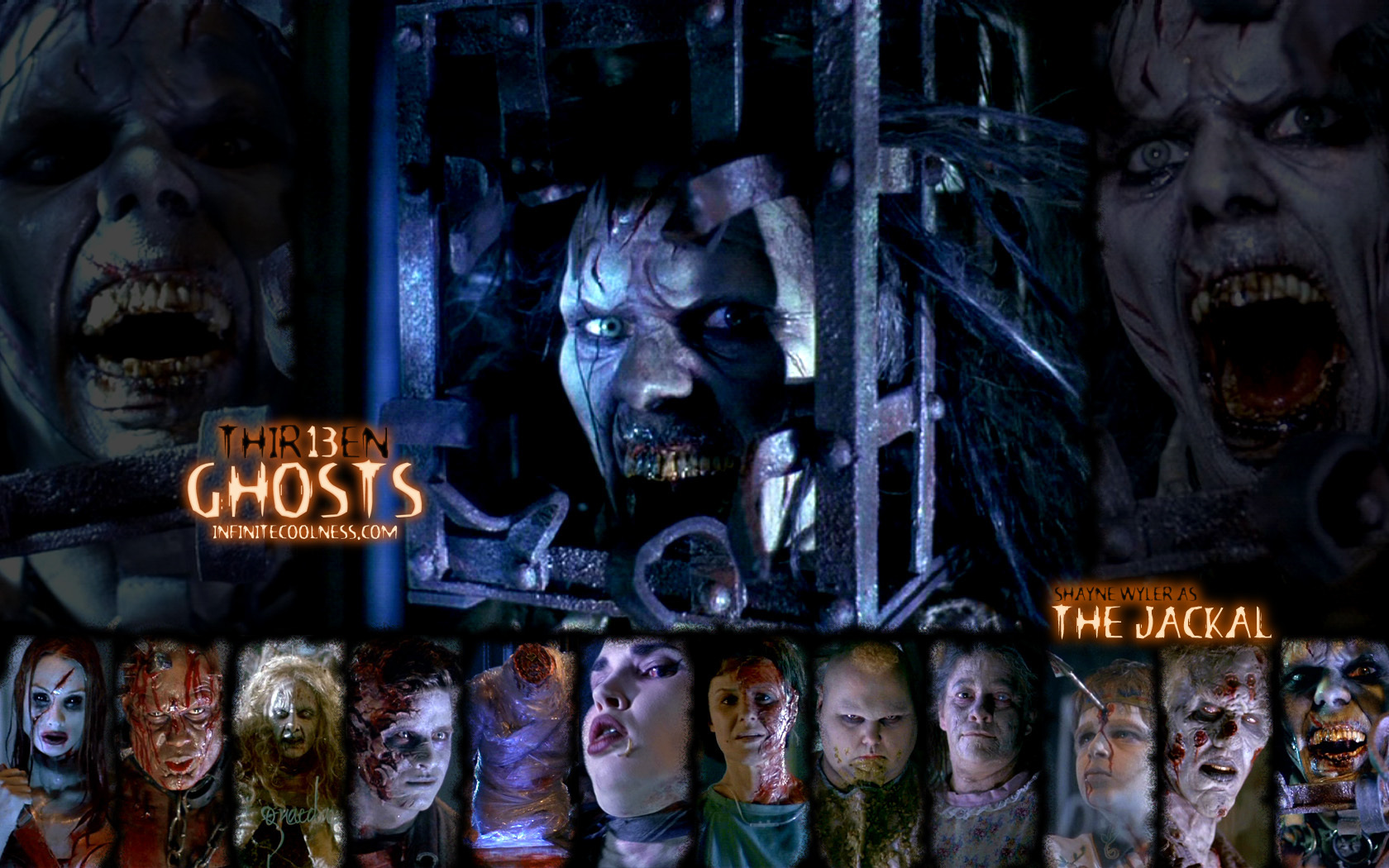 Horror Movies Images Thirteen Ghosts HD Wallpaper And