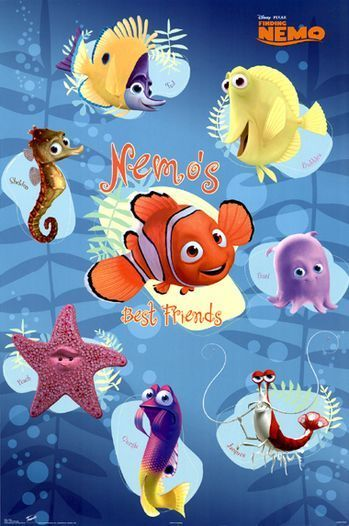 finding nemo images nemo wallpaper and background photos 11568615