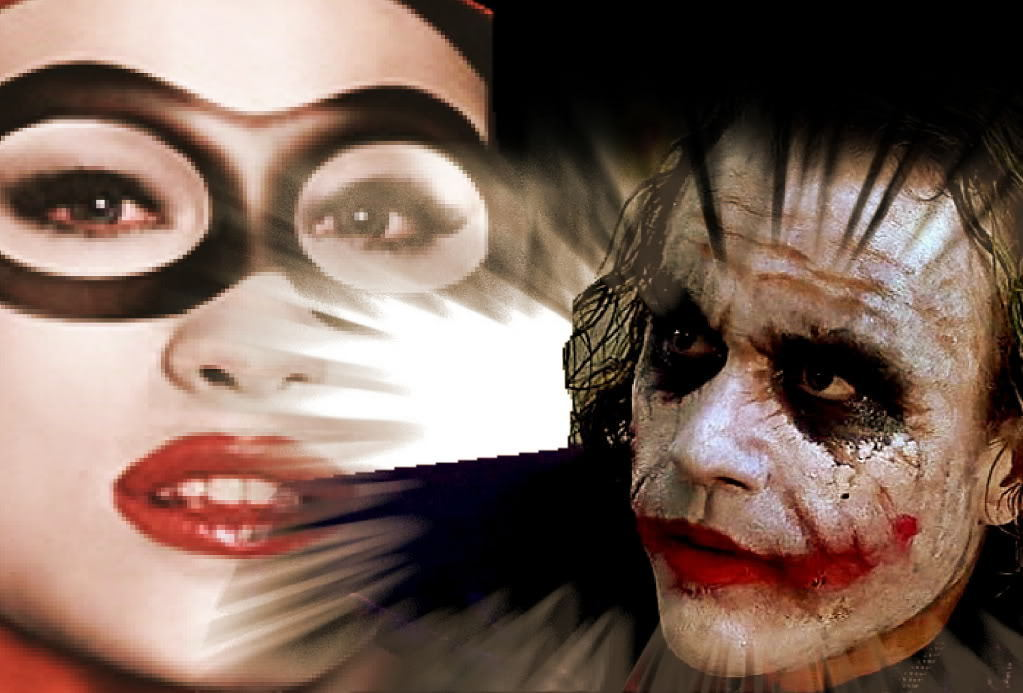 Joker and Harley  - the-joker-and-harley-quinn fan art