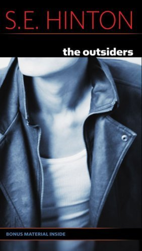 Image result for the outsiders cover
