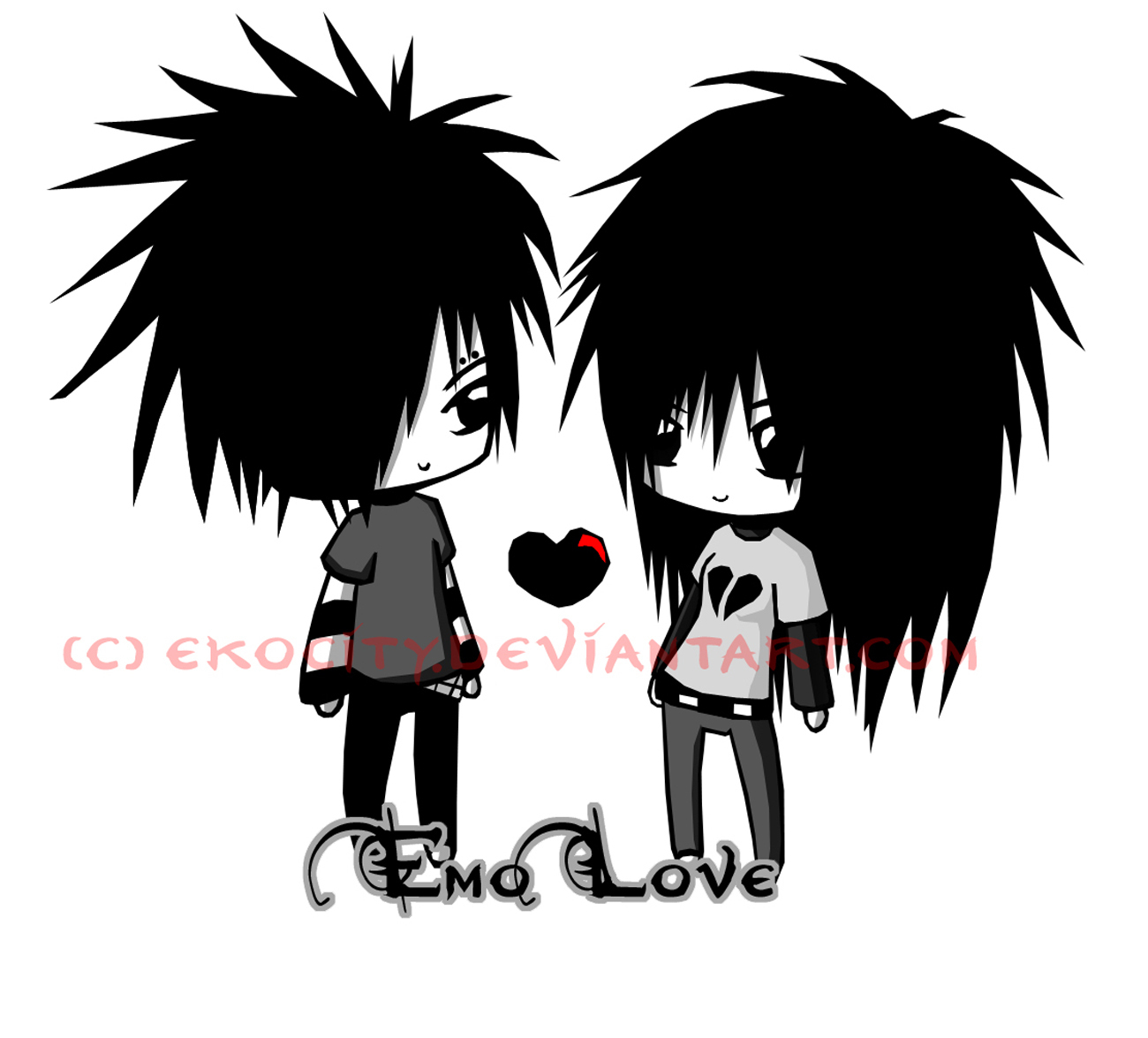 emo love emo photo 8825329 fanpop