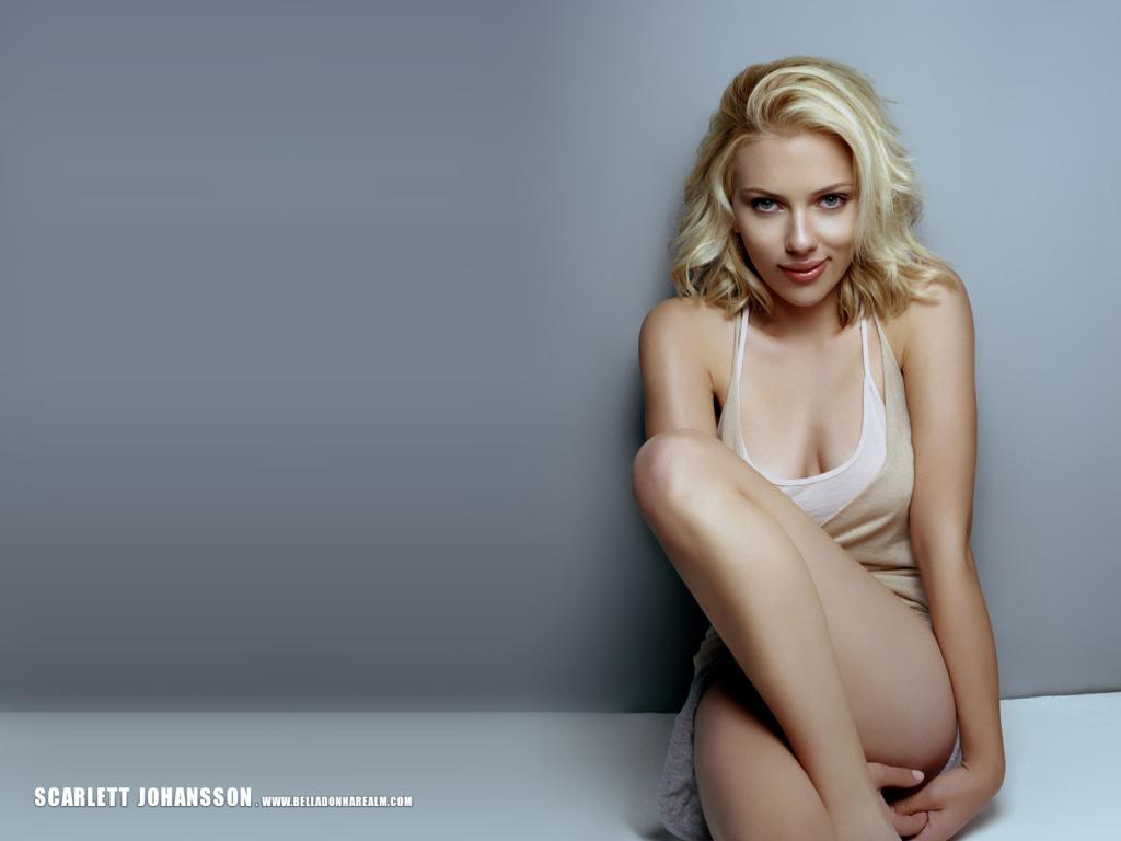 Scarlett Johansson - Scarlett Johansson Wallpaper (8836651