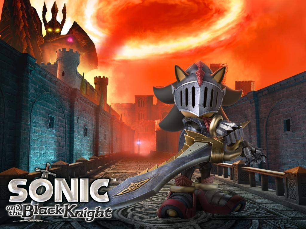 Sir Lancelot - Sonic and the Black Knight 1024x768 800x600