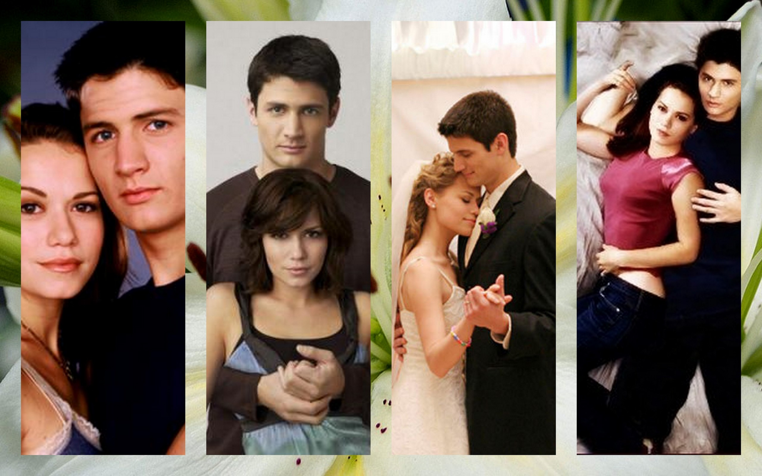 One Tree Hill - NALEY - One Tree Hill Wallpaper (9866065) - Fanpop