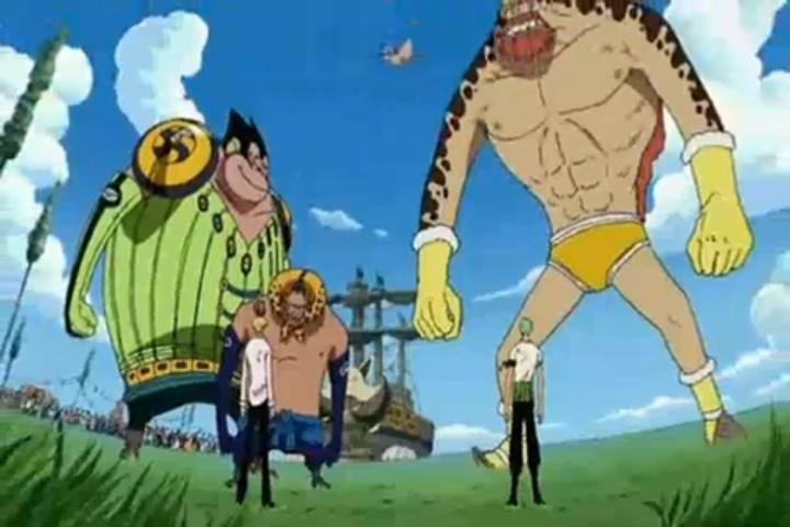 Image result for one piece groggy ball