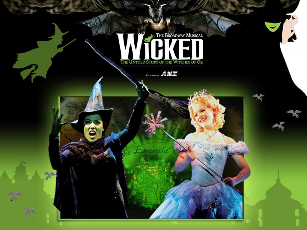 Wicked Wallpaper - Wicked Wallpaper (2669689) - Fanpop