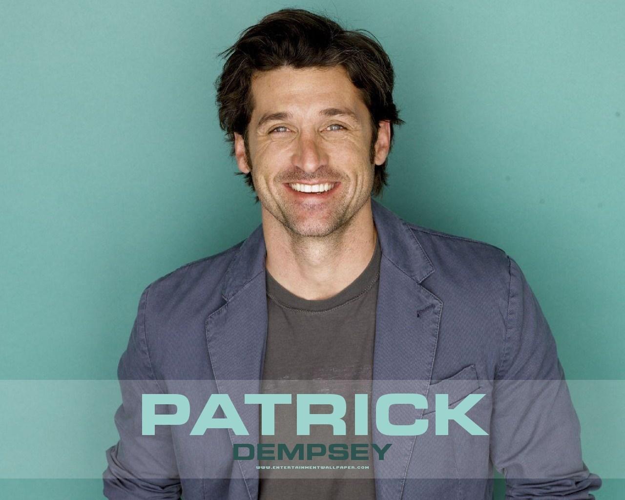 Patrick<3 - patrick-dempsey wallpaper