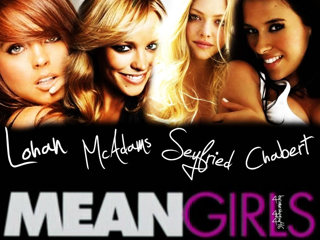 Mean Girls Actresses Wallpaper