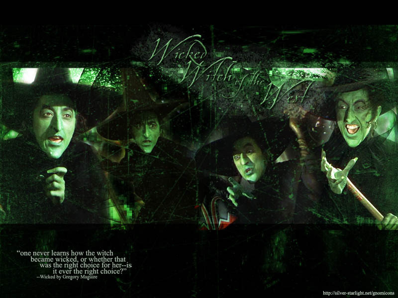 Images of the wicked witch of the west - the-wizard-of-oz wallpaper