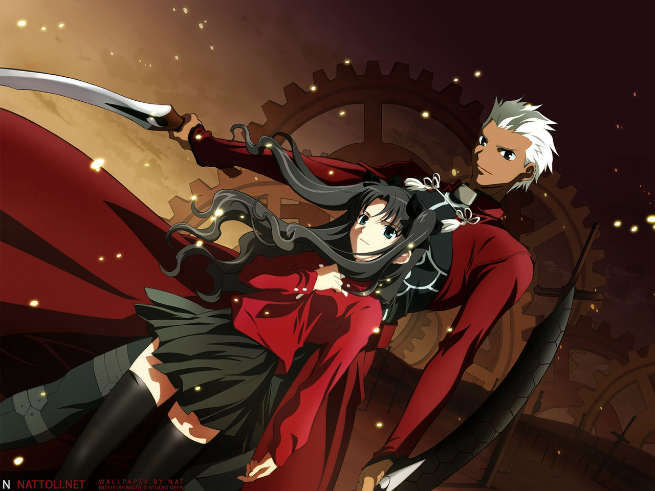 Image result for archer anime fate stay night