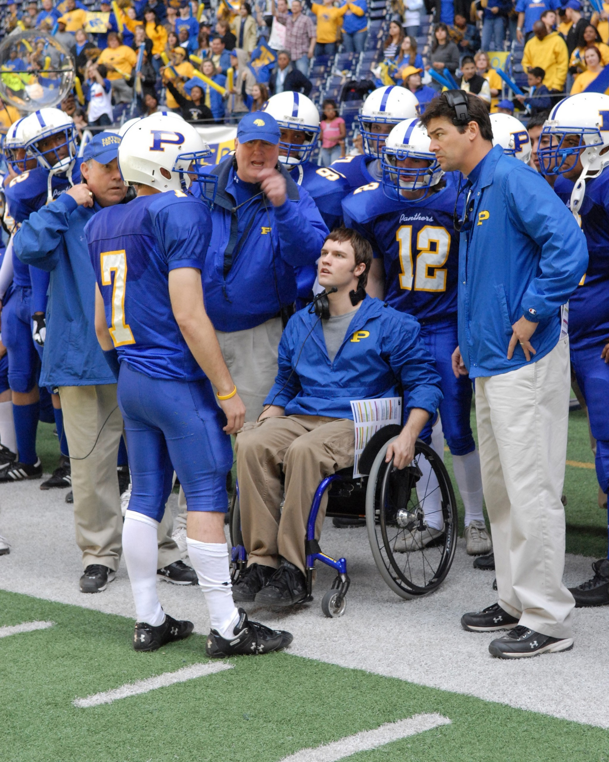 Friday Night Lights Does Jason Walk Again