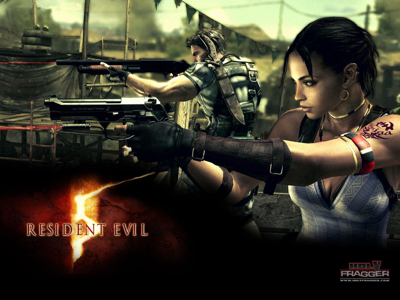 Resident Evil % Wallpaper