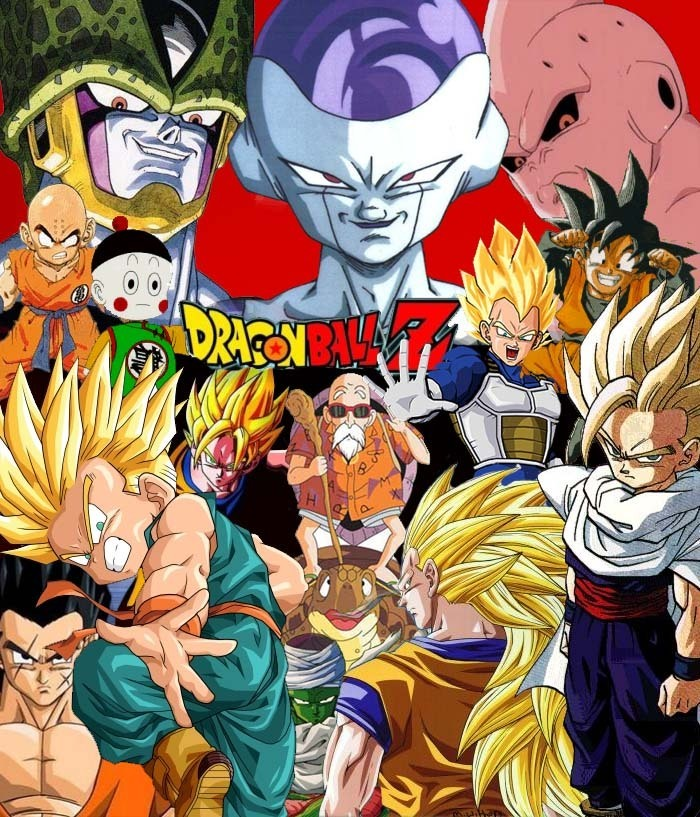 dragonball z wallpaper dragon ball z photo 5291370 fanpop