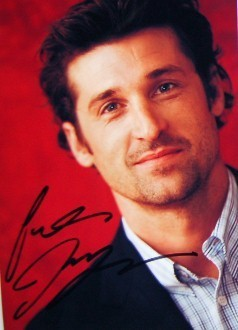 Patrick's signatures - patrick-dempsey photo