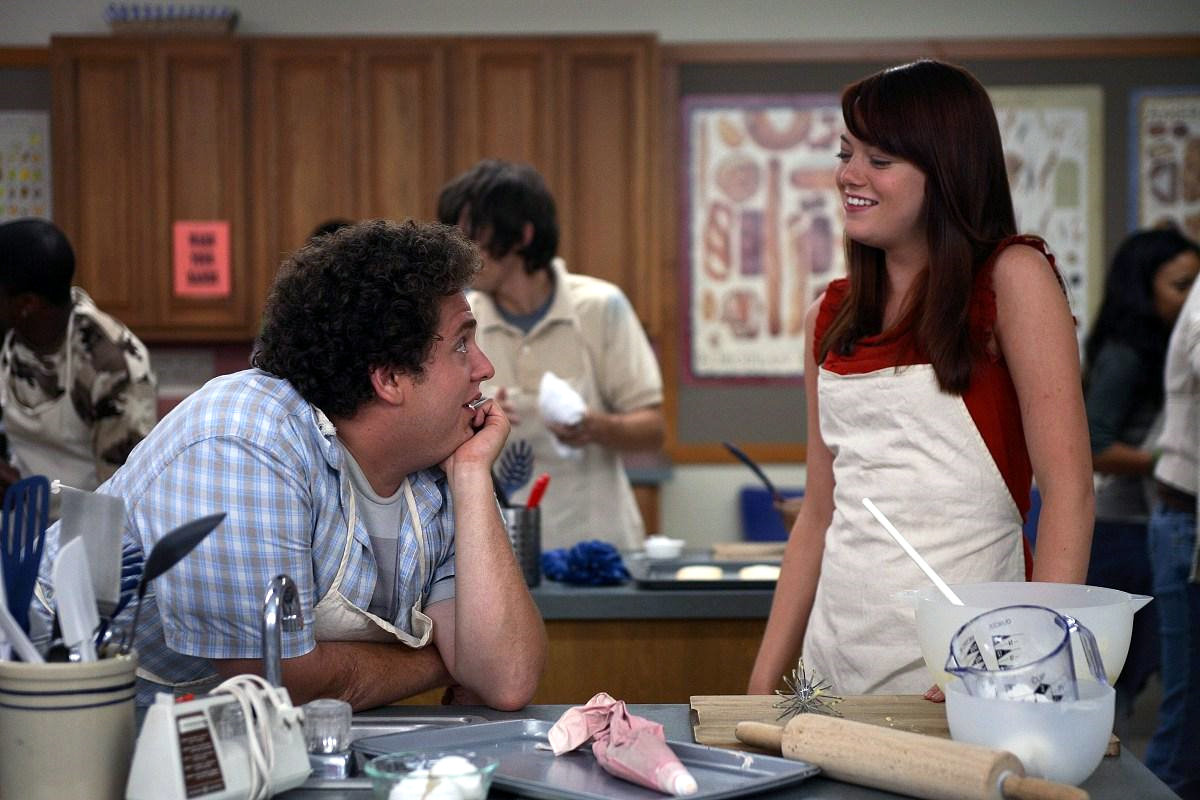 Image result for Superbad Seth and Jules