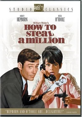 Image result for HOW TO STEAL A MILLION MOVIE