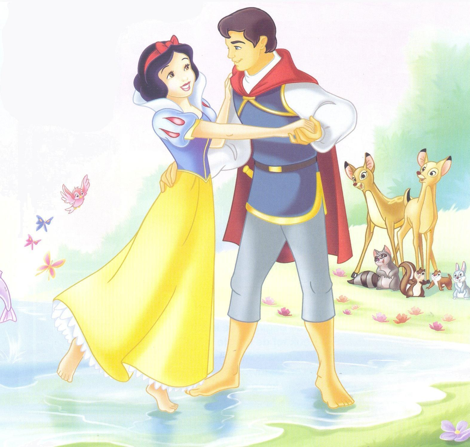 Images About Snow White And Prince