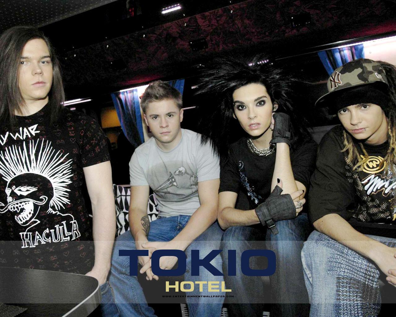 -TokioHotel♥ - Tokio Hotel 1280x1024