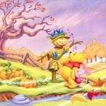 Winnie The Pooh Halloween Achtergrond Winnie The Pooh Achtergrond 6509435 Fanpop