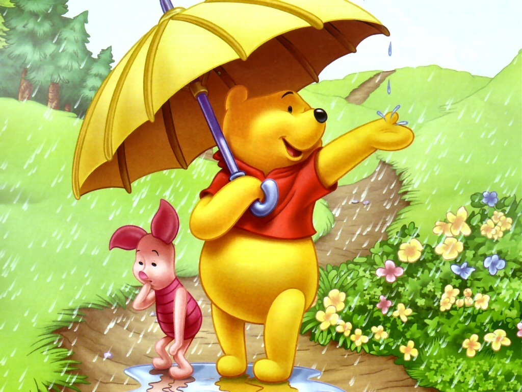 Whinne the Pooh Cartoons