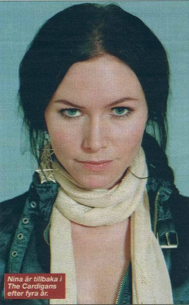 The Cardigans Images Nina Persson Image Wallpaper And