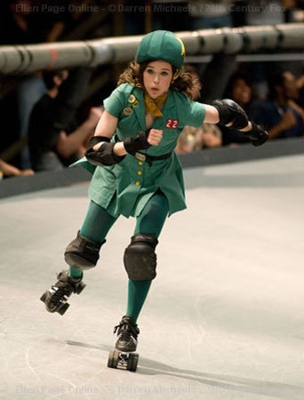 Ellen Page in Whip It