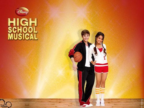 High Musical 2 Zac School Fanpop Efron