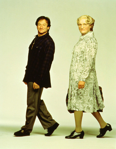 Mrs. Doubtfire - robin-williams Photo
