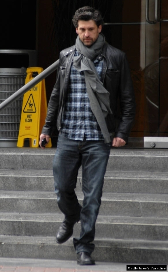 Patrick Dempsey in LA - patrick-dempsey photo