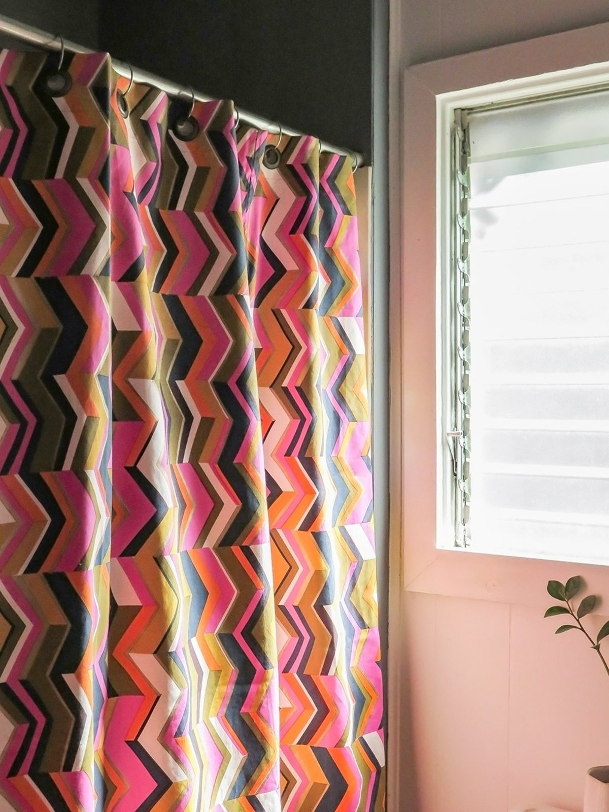 Erica Tanov Imports Shower Curtain Zig Zag On Garmentory