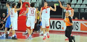 Serata positiva per Roma contro il Maccabi. Ciam/Cast