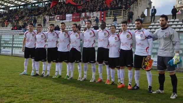 L'undici dell'Acri  in questa stagione ha vinto la Coppa Italia d'Eccellenza in Calabria
