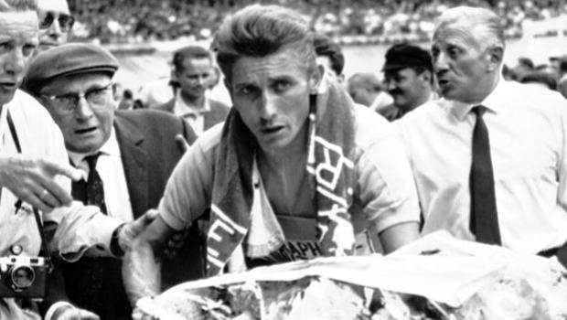 Jacques Anquetil è stato il primo a vincere cinque volte il Tour de France