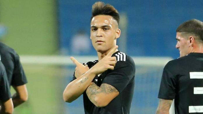 Argentina facile con l'Iraq Ed è subito Lautaro-gol!