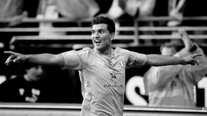 Calcio svedese in lutto È morto Labinot Harbuzi
