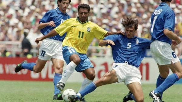 Italia-Brasile a Usa 1994, la rivincita: in panchina torna Sacchi, ma Baggio non c