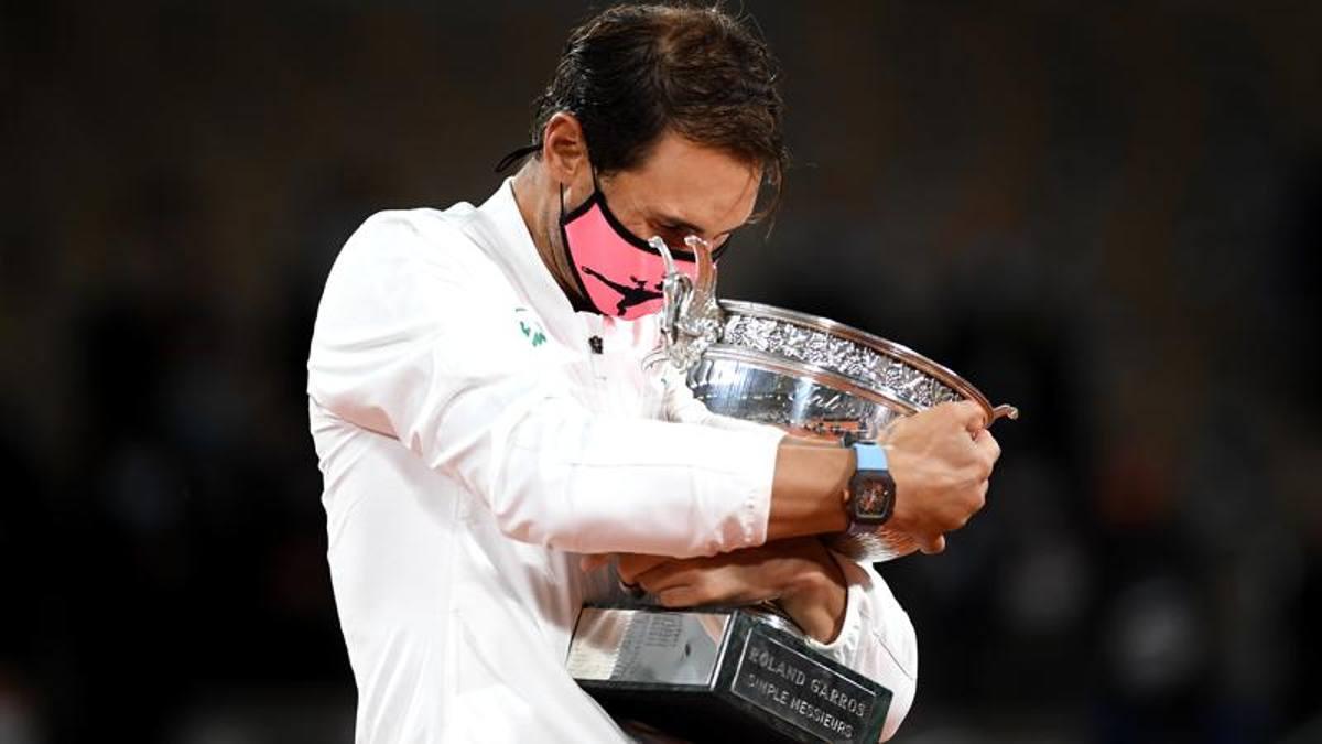 Roland Garros: Nadal campione, 15 anni di dominio assoluto