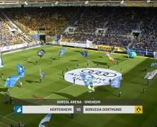 Xem lại: Hoffenheim vs Borussia Dortmund