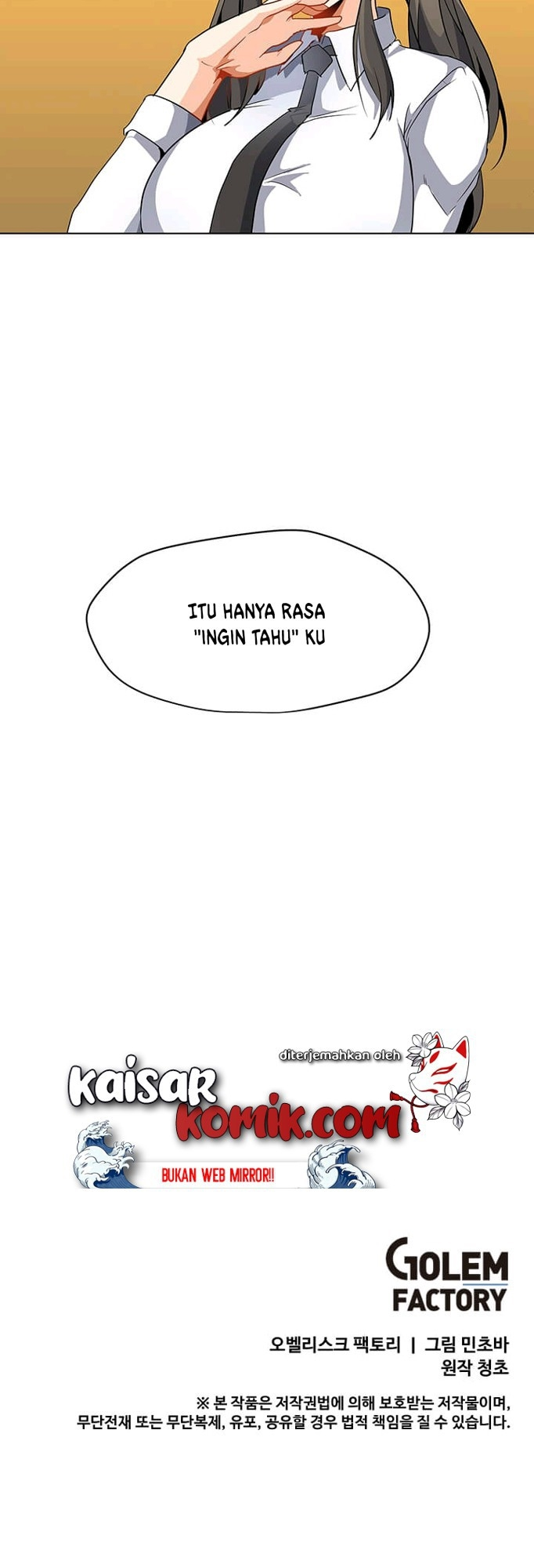 Solo Spell Caster Chapter 03 Bahasa Indonesia