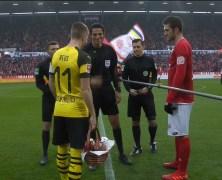 Xem lại: Mainz 05 vs Borussia Dortmund