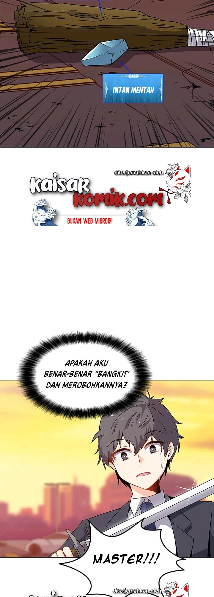 Alone Ordering User Chapter 02 Bahasa Indonesia