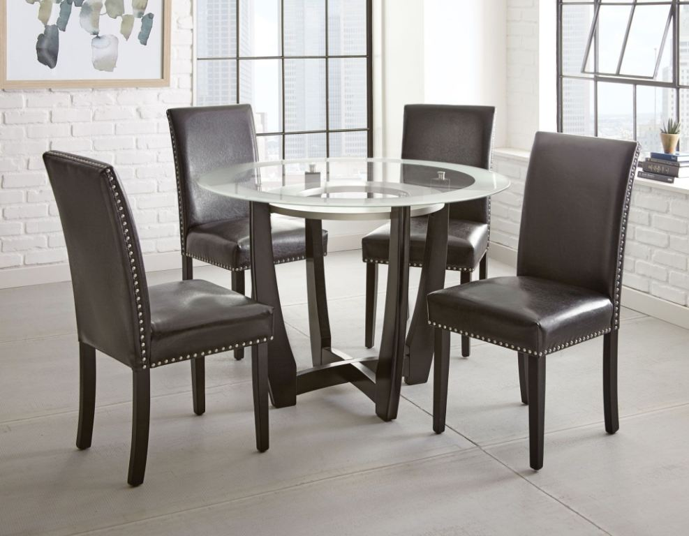 Steve Silver Dining Room Verano Dining Table Base VR450B