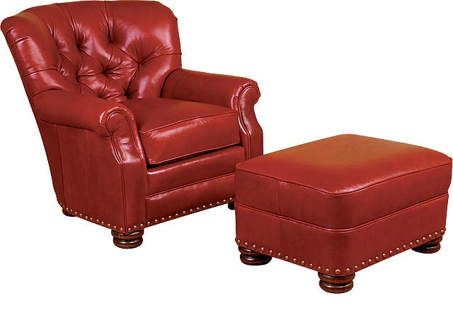 King Hickory Living Room Oscar Chair 271 L Brownlees