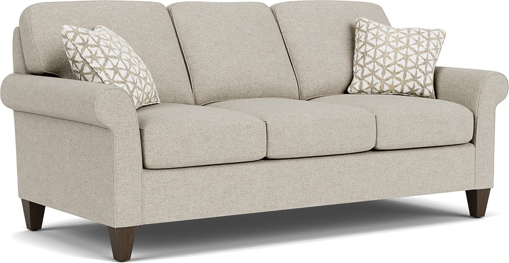Flexsteel Living Room Sofa 5979 30 B F Myers Furniture Nashville Tn